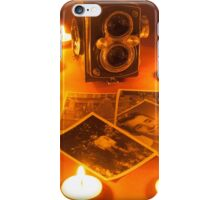 Lights from memory iPhone Case/Skin
