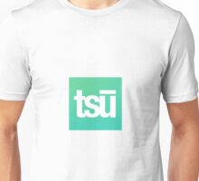TSU social network logo Unisex T-Shirt
