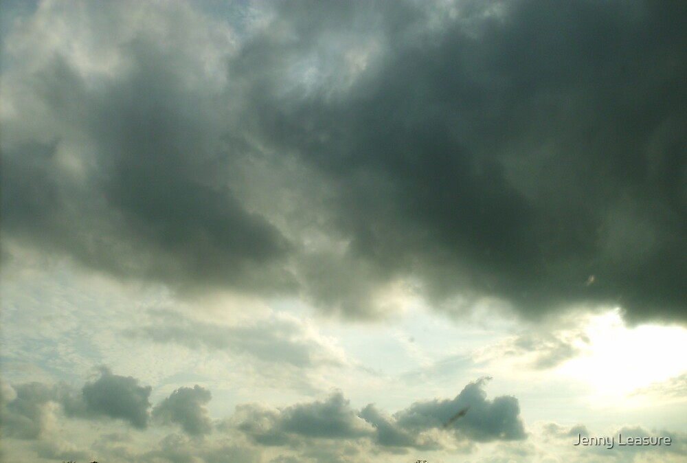Clouds  by Jenny Leasure