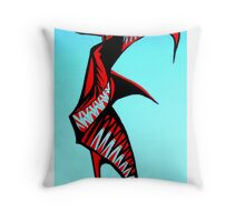Warrior Queen - Series 3 Throw Pillow