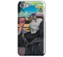 """Welcome to wonderland"" iPhone Case/Skin"