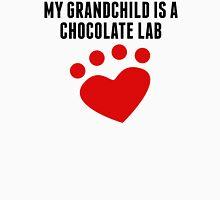 My Grandchild Is A Chocolate Lab T-Shirt
