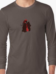 DK and Diddy (small print) Long Sleeve T-Shirt