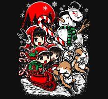 Kiddie Christmas Sleigh Ride Unisex T-Shirt
