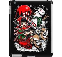 Kiddie Christmas Sleigh Ride iPad Case/Skin