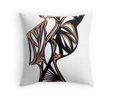 Arctic Queen - Series 1 Throw Pillow