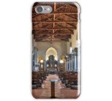 San Francesco church iPhone Case/Skin