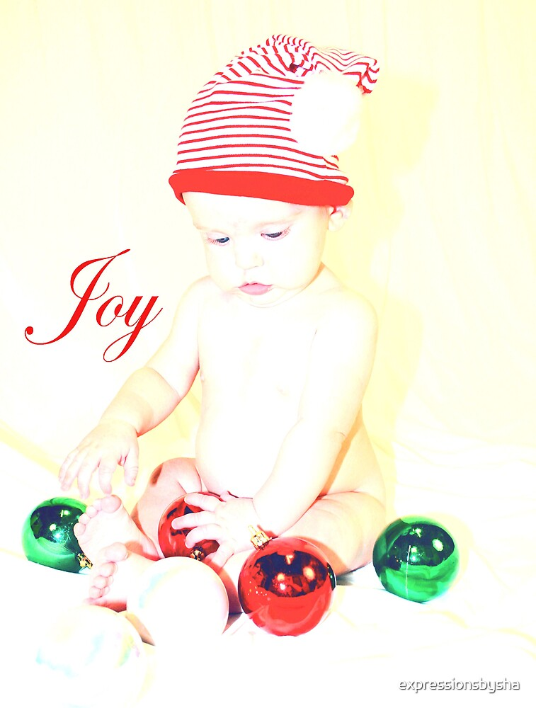 Christmas Joy by expressionsbysha