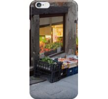 Fruit stand iPhone Case/Skin