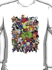 Lil Avengers Assemble! T-Shirt