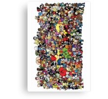 Every Lil Avenger (I think) Canvas Print