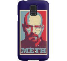 METH - Walter White Samsung Galaxy Case/Skin