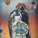 Icon wedding by Shelly Lazar