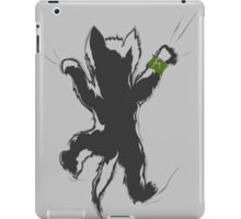 Clamber up! iPad Case/Skin