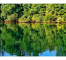 Lake Refections Photographic Print