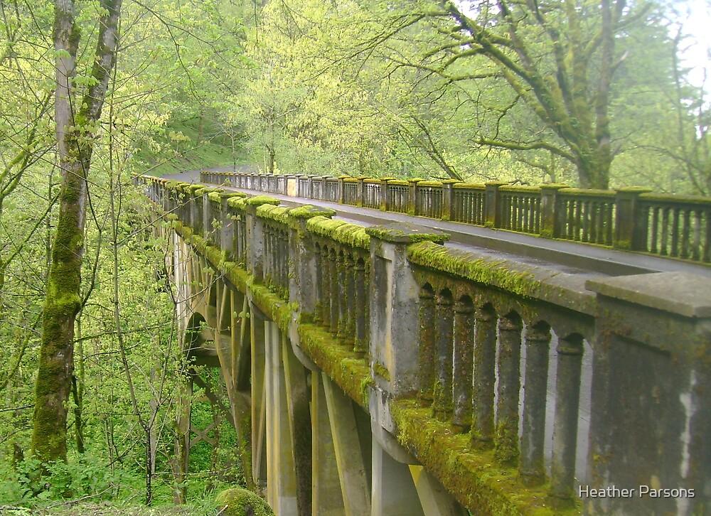 Northwest Bridge by Heather Parsons