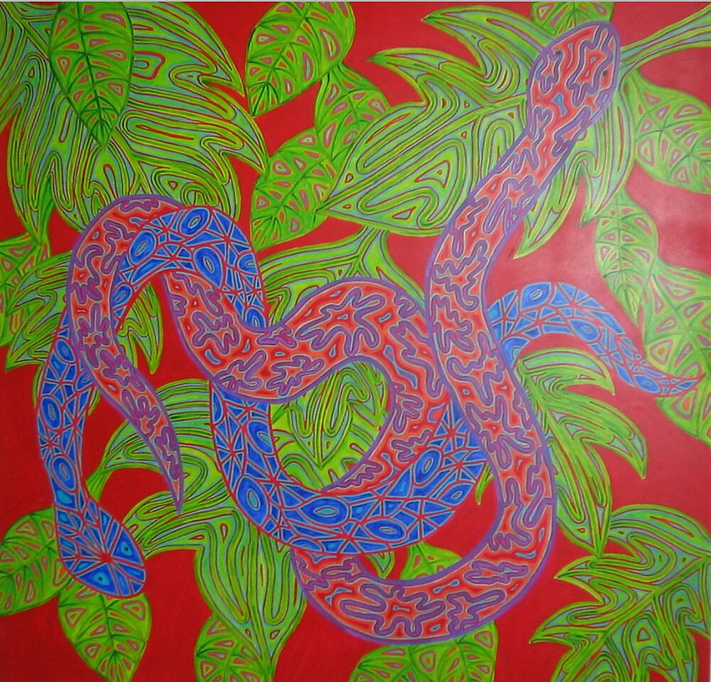 Snakes by Psychedelia