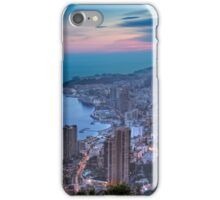 Monaco iPhone Case/Skin