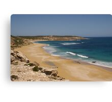 Coffin Bay Coastline, Eyre Peninsula, South Australia Canvas Print