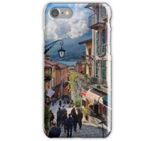 Lake Como Italy iPhone Case/Skin