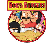 Bob's Burgers by symooh