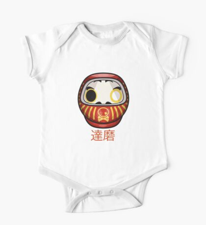 mikoto's Daruma Doll One Piece - Short Sleeve