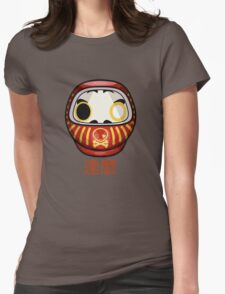 mikoto's Daruma Doll Womens Fitted T-Shirt