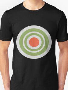 Glitch Subway subway map next stop red T-Shirt