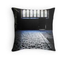Serving Place, Hampton Court Throw Pillow