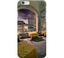 Dinner at Il Logiotto iPhone Case/Skin