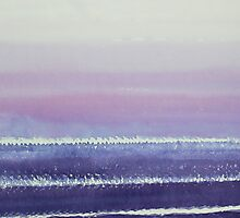 Atlantic Sunrise original painting by CrowRisingMedia