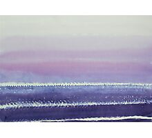 Atlantic Sunrise original painting Photographic Print