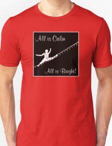 Holiday Light Wire Unisex T-Shirt