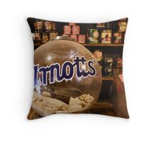 Yummmm Throw Pillow