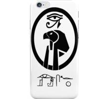 TYWG- Horus iPhone Case/Skin