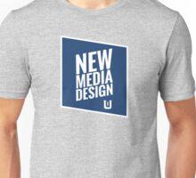 New Media Design at Queens University of Charlotte Unisex T-Shirt