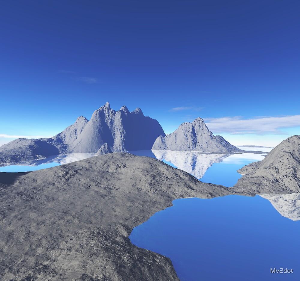 Where the polar bears die II by Mv2dot