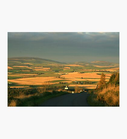 Rural Aberdeenshire Photographic Print