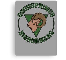 Goodsprings Bighorners Canvas Print