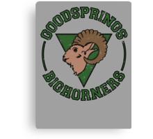 Goodsprings Bighorners Canvas Print