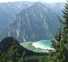 Achensee, Austria by Denzil