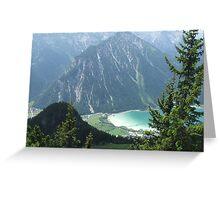 Achensee, Austria Greeting Card