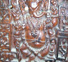 Lord Ganesh by Shripad Chilakwad