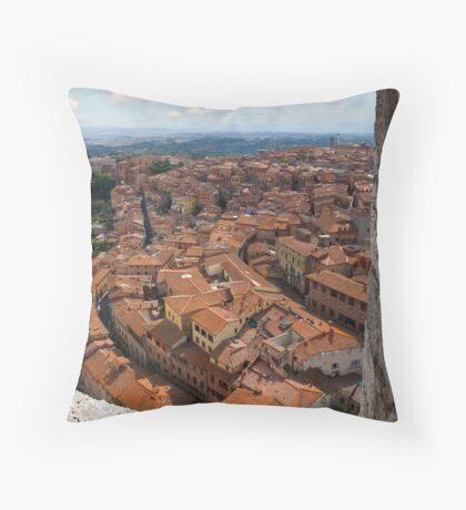 Siena Tuscany Throw Pillow