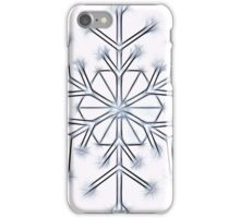 Fractal flake iPhone Case/Skin