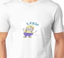 Lizio Design (no outline) Unisex T-Shirt