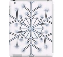 Fractal flake iPad Case/Skin