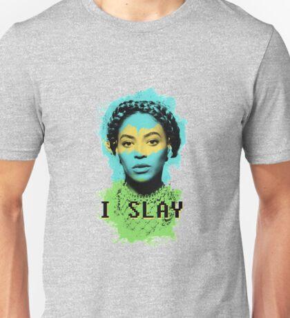 Beyoncé - I slay Unisex T-Shirt
