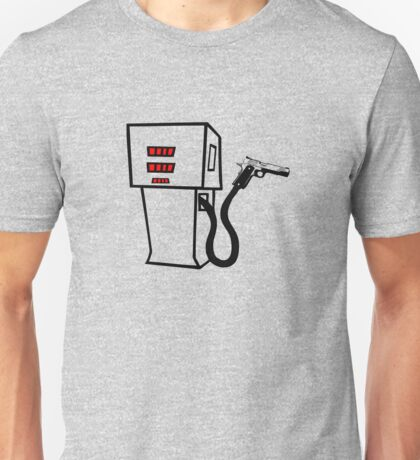 Petrol Bowser Stickup Unisex T-Shirt