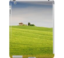 Tuscany countryside iPad Case/Skin